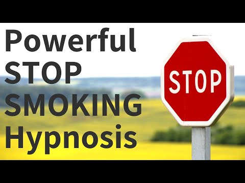 Stop Smoking with the Successful Aversion Technique ★ Quit Smoking Hypnosis