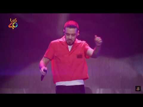 Liam Payne - Familiar (Live at Los40 Primavera Pop 2018)