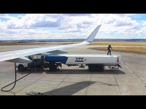 Viaje a Malvinas: El vuelo