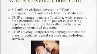 Webinar | The Children's Health Insurance Program (CHIP): What's Next?