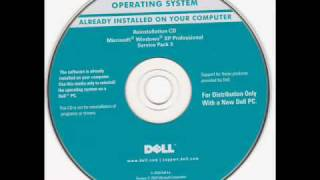DELL RECOVERY CD WINDOWS XP PRO SP3