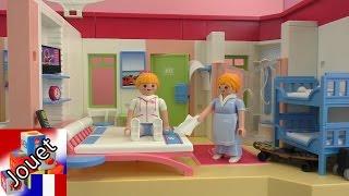 Nous présentons une chambre de l'hôtel Playmobil – Présentation de chambre d'hôtel