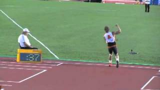 JAVELIN Throw World Junior Champs Men Moncton 2010 Final.m4v