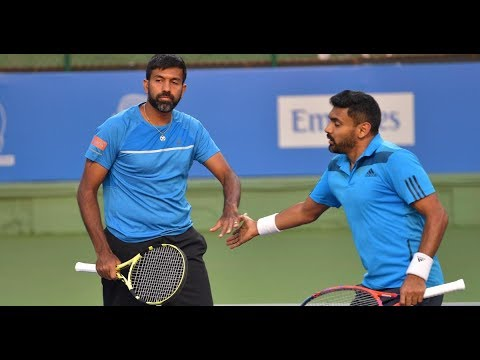 समाचार प्रभात(09-02-2019): Rohan Bopanna, Divij Sharan enters semifinals of Sofia Open