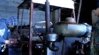 ciągnik samoróbka s 320 odpalanie w zime - SPRZEDAM!!!