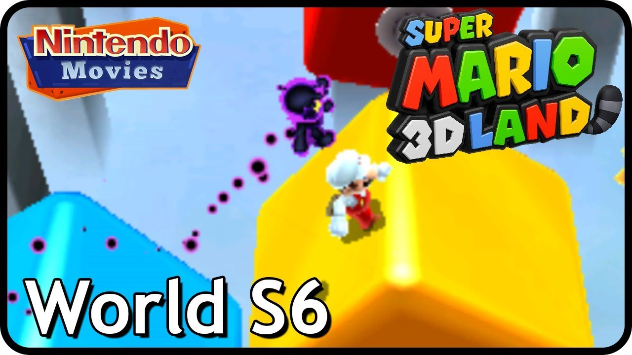 super mario 3d land s6 5 star coins