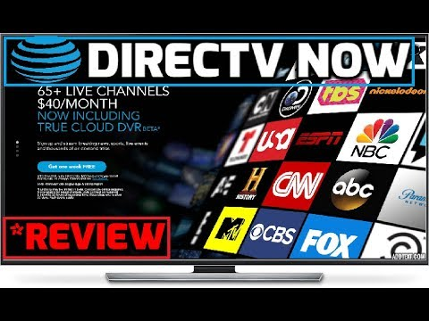 DirecTV Now Complete Review - Worth Cutting the Cord? Better than YouTube  TV?