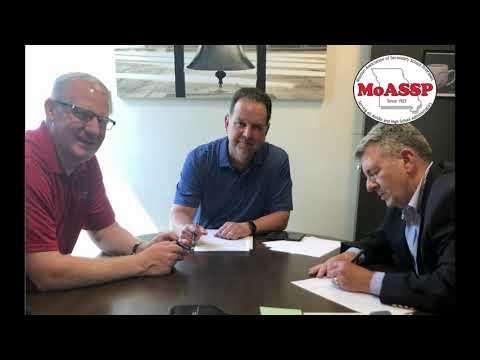 MoASSP New Building Announcement