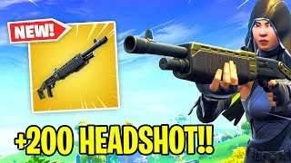 NEW SHOTGUNS!!! (Old Fortnite is Back)