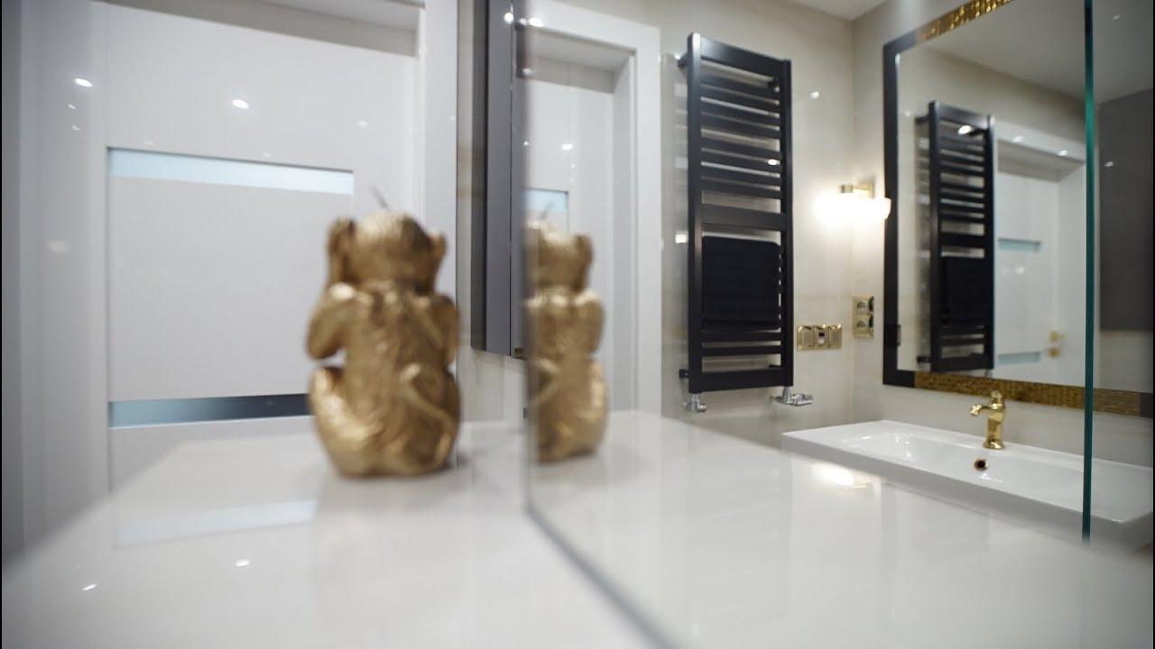 Szybkie Metamorfozy Odc 141 łazienka Ze Złotem Program Wnętrzarski Aranżacje Wnętrz