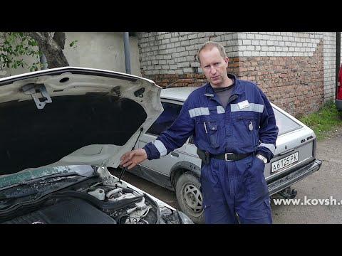 Стук вакуумного насоса на двигателях Mercedes Benz OM651