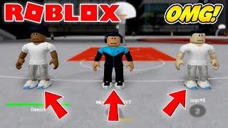ROBLOX BASKETBALL SQUAD *FAIL*! RB World 2 (NBA 2K in ROBLOX)