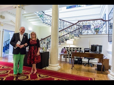 Be Smart About Art visits the Young Masters Art Prize at the Royal Over-Seas League