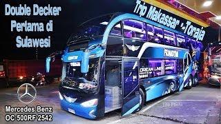 Download Video BUS TINGKAT PALING BERANI !!! | Trip Primadona Makassar-Toraja Double Decker MP3 3GP MP4