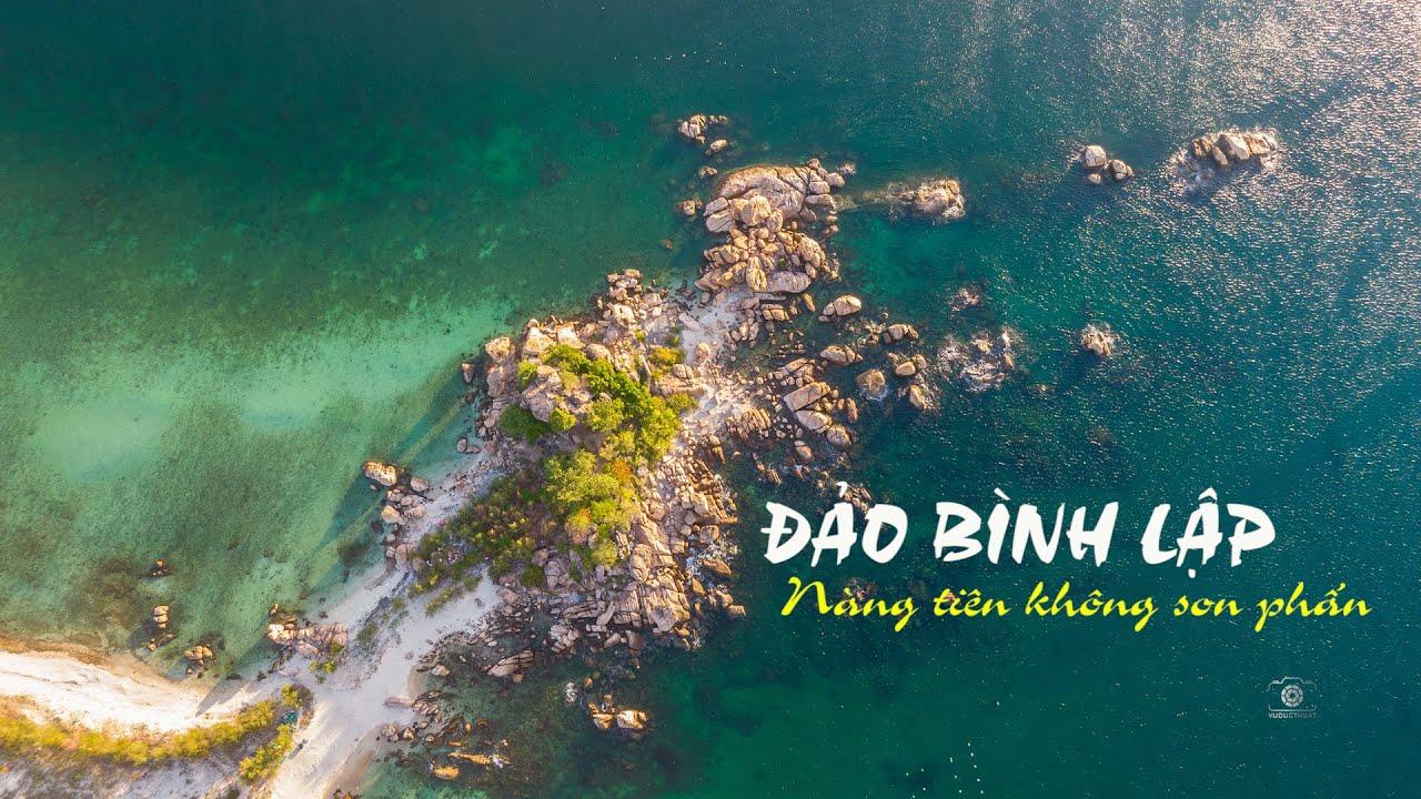 Đảo Bình Lập – Vịnh Cam Ranh | Binh Lap Island – Cam Ranh Bay | Du Lịch Cam Ranh | Pancil TV
