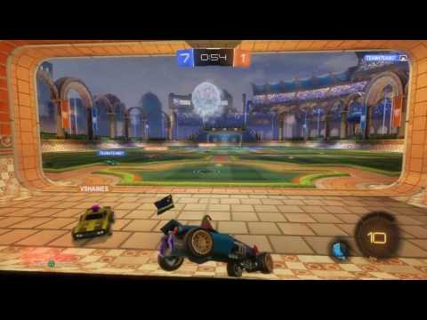 MOST CALCULATED GOAL IN ROCKET LEAGUE?!?!?