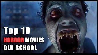 TOP 10 Фильмов ужасов режиссеров старой школы/TOP 10 HORROR MOVIES OLD SCHOOL