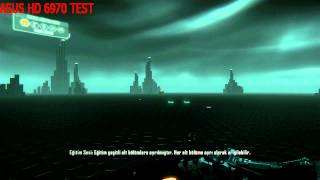 Crysis3 TR ASUS HD 6970 TEST
