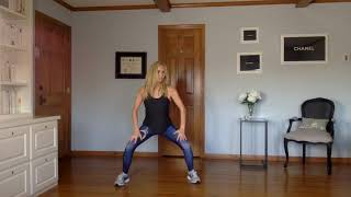 dance fitness zumba warm up