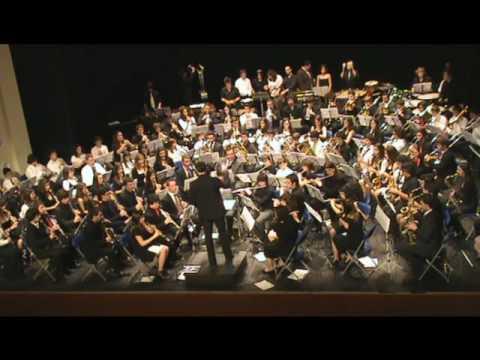 LINKIN PARK - Symphonic Wind ORCHESTRA