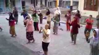 Senam Lansia Dusun Petung Merapi