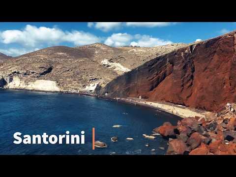 EuroTrip 2018: Paris, Amsterdam, Berlin, Athens, Santorini, Rome, Venice