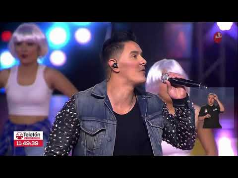 Joey Montana - Suena El Dembow (Teletón Chile 2017)