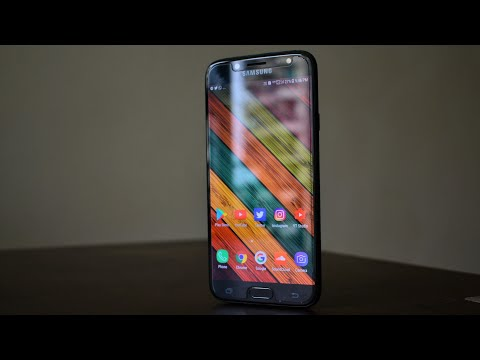 Samsung Galaxy J7 Pro Review 2018 | The Identical S7 Edge!