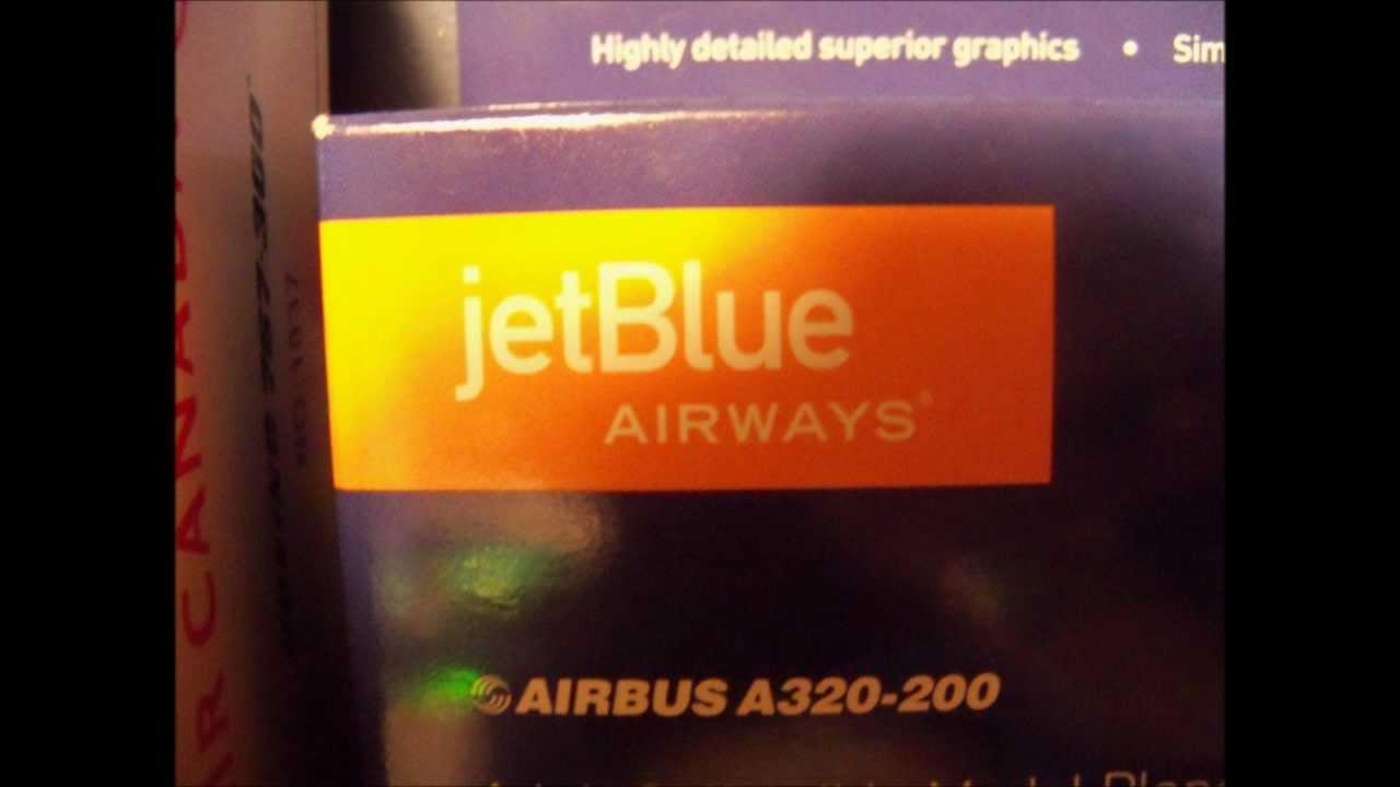 Hogan Wings Jetblue A320