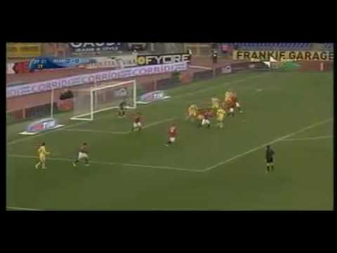 Roma vs Udinese (2-0) ALL Goals & Full Highlights - Italian Cup 2009/2010 Semifinal 04/02/2010
