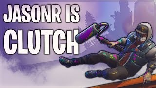 THEY CALL ME THE CLUTCH KING | Fortnite Battle Royale