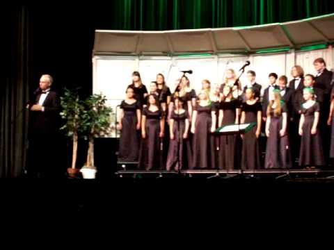 SPRING CONCERT St Petersburg High School Vocal Department  May 22, 2012