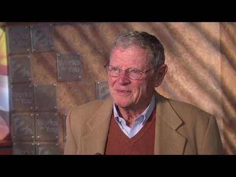 Senator Jim Inhofe Interview