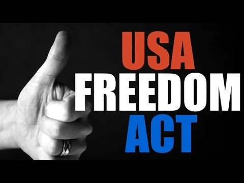 USA Freedom Act Reduces NSA's Spying Power