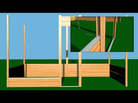 Simply Sensible Wooden PVC Sukkah