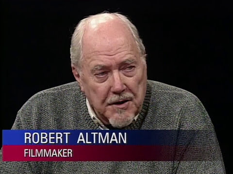 "Robert Altman interview on ""The Player"" and more (1993)"