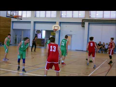 AL Venissieux Parilly  vs IE-CTC Lyonso Basket TerritoireBale  67 a 61
