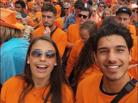 Binnen 24u Naar Het Buitenland En Weer Terug Met Zusje | Milan Carvalho - Challenge