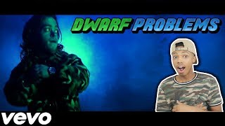 Dwarf Problems (Official Music Video) Reaction