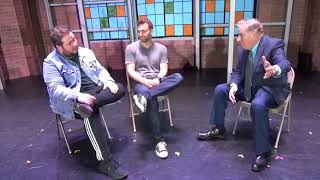 Marty's Corner with Eddie Egan & Max Wilcox