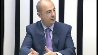 ESCRITORIO LOCAL: Entrevista alcalde La Meridad de río Ubierna (28/04/2015)