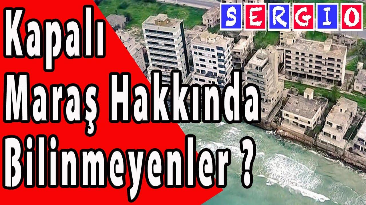 Kapalı Maraş Neden Kapalı - Hayalet Şehir - Kıbrıs - KKTC - Gazimağusa  Famagusta Önemli Bilgi - YouTube