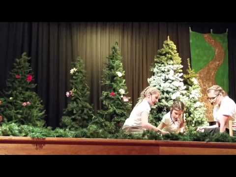The Selfish Giant By Oscar Wilde (Performed By Homeschool Group)