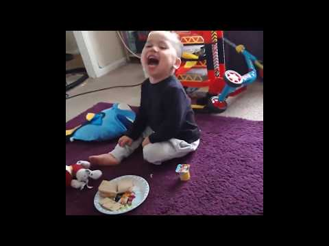 Kid Mocks His Dad's Northern Accent