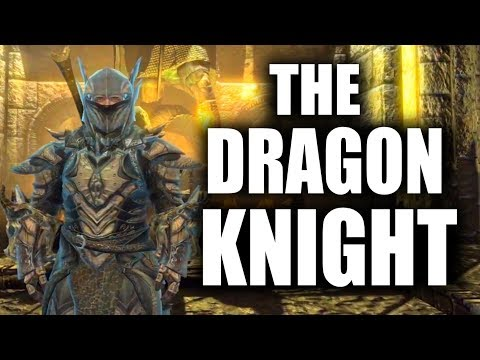 Skyrim SE Builds - The Dragon Knight - Unexpected Hero Modded Build