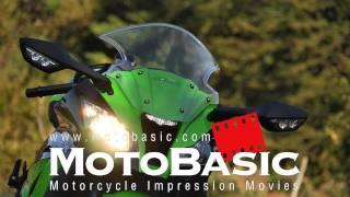 カワサキZX-10R バイク試乗インプレ・レビュー Kawasaki Ninja ZX-10R ABS (2012) TEST & REVIEW thumbnail