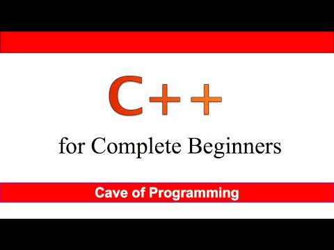 C++Tutorial For Beginners 41 - Char Arrays: Primitive Strings In C++