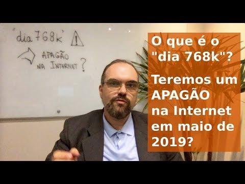 Dia 768k: Haverá um apagão na Internet em maio de 2019?