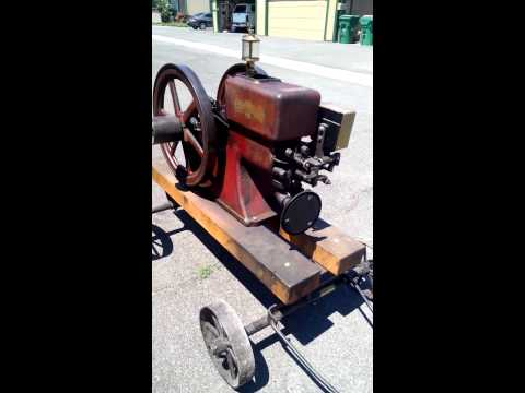 1.5 hp economy hit miss engine for sale