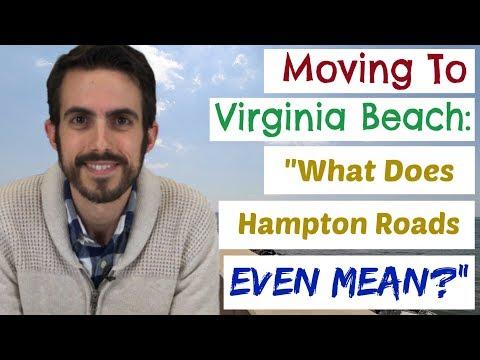 Moving To Virginia Beach -